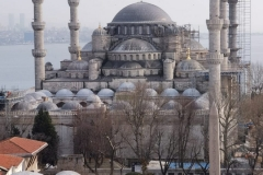 Blue Mosque (Mesjid Biru)